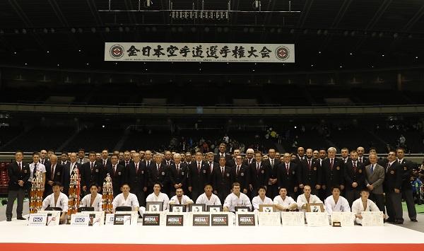 11月4日(土) 第49回全日本大会/2日目結果