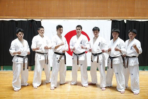 秋の無差別世界大会に向け日本代表強化合宿を実施