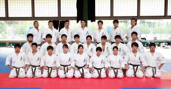 第12回世界大会日本選手強化合宿を実施