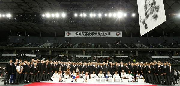 第12回世界大会レポート/上田幹雄が優勝、12/8(日)BSフジで放送