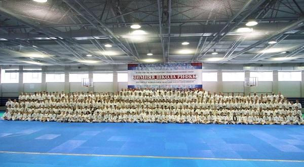 ロシア合宿にアルトゥール師範、上田幹雄、鎌田翔平が参加