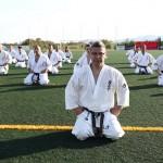 杉村多一郎師範がスペイン合宿で指導