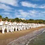 木山仁師範がルーマニア支部夏合宿で指導
