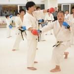 全日本空手道連盟による第61回講習会を実施