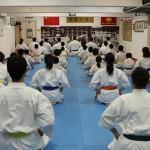 杉村多一郎師範が中国・上海合宿で指導