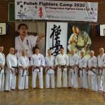赤石誠師範代、上田幹雄がポーランド合宿で指導